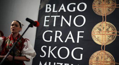 Za 100. godišnjicu osnutka, Etnografski muzej izložio stotinu blaga