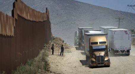 Meksički predsjednik odlazi u subotu na američku granicu