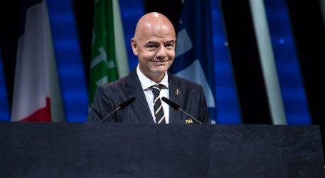 Infantinu potvrđen drugi mandat na čelu FIFA-e