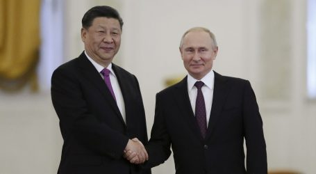 Rusija i Kina optužuju SAD da raspiruje vojne napetosti