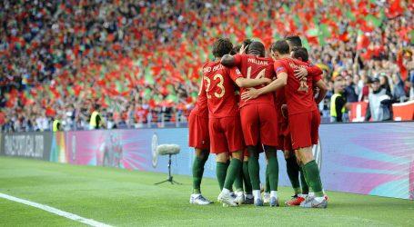 Portugal na krilima Ronalda do finala Lige nacija