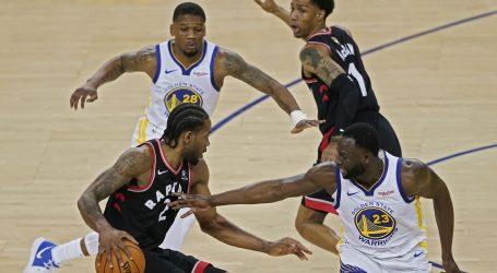 NBA: Toronto u prednosti zahvaljujući Leonardu, Greenu i Lowryju