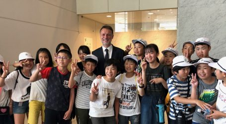 Jandroković posjetio Hirošimu