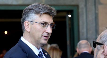 Sućut Plenkovića u povodu smrti R. Petkovića i osuda huliganskog nasilja u Supetru