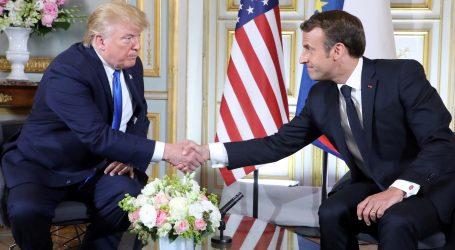 Macron i Trump pokazali jedinstvo povodom Dana D u Normandiji