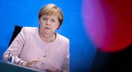 Merkel se tresla od dehidracije