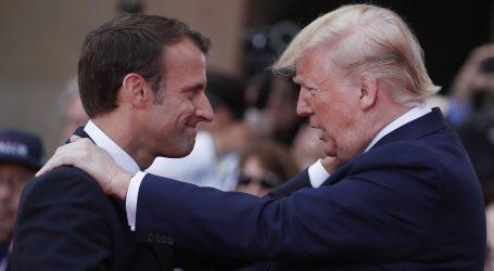 Osušilo se drvo prijateljstva koje su posadili Macron i Trump