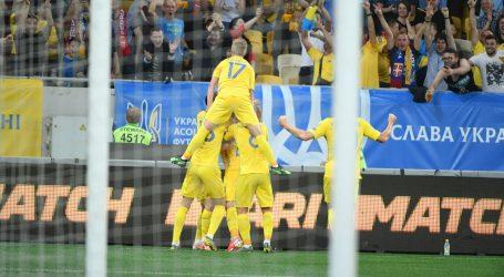 Kvalifikacije EURO 2020.: Ukrajinci 'petardom' ispratili Srbiju