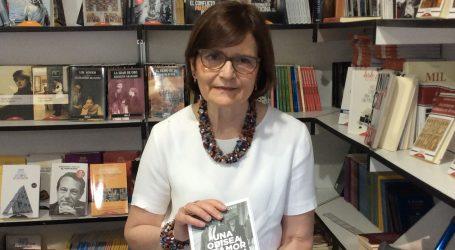 """Olga Brajnović u Madridu predstavila knjigu """"Jedna ljubavna i ratna odiseja"""""""