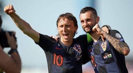 FOTO: Hrvatska uz puno muke dobila Wales