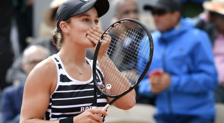 Australka Ashleigh Barty osvojila Roland Garros