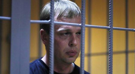 RUSIJA Odbačene optužbe protiv istraživačkog novinara
