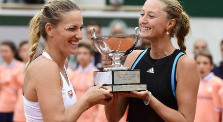 Roland Garros: Babos i Mladenović pobjednice u ženskim parovima