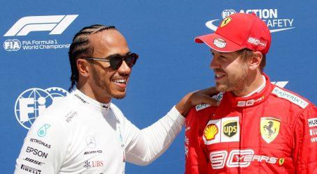 VN Kanade: Vettel prvi na cilju, Hamiltonu dodijeljena pobjeda