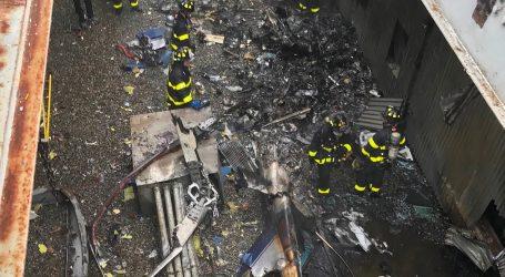 U padu helikoptera na Manhattanu najvjerojatnije poginuo pilot