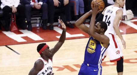 NBA: Teška ozljeda Duranta