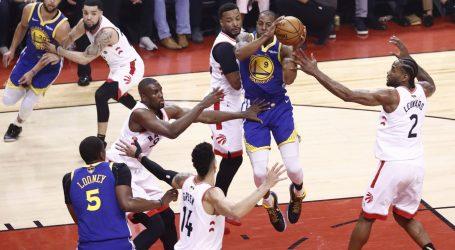NBA: Golden State smanjio na 2-3, Lowry promašio za naslov prvaka