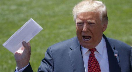 """TRUMP: """"Izbije li sukob, Iran će se suočiti s uništenjem"""""""