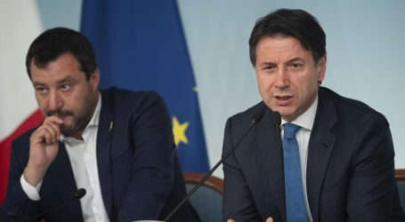 Talijanska vlada preživjela glasanje o povjerenju