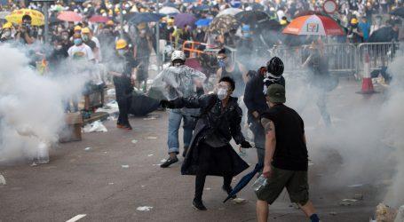 Hong Kong nakon prosvjeda suspendirao kontroverzni zakon o izručenju