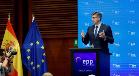 """PLENKOVIĆ: """"EPP je relativni pobjednik i ima pravo na poziciju predsjednika EK"""""""