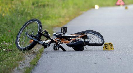 Pritvoren vozač koji je naletio na djecu na biciklu pa pobjegao