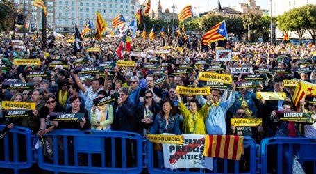 U Španjolskoj završilo povijesno suđenje katalonskim separatistima