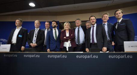 Osnovan novi desničarski klub u Europskom parlamentu