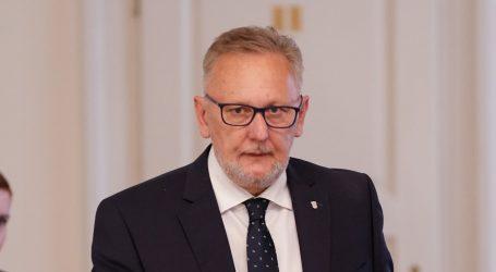 """BOŽINOVIĆ """"Nije mi ponuđena pozicija ministra vanjskih poslova"""""""