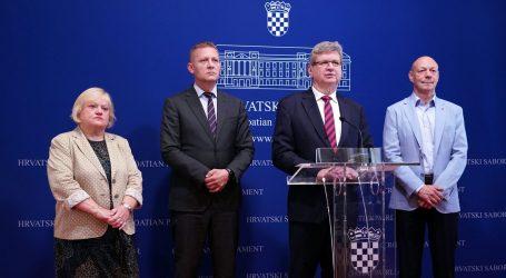 Amsterdamska koalicija traži ostavku ministra Pavića