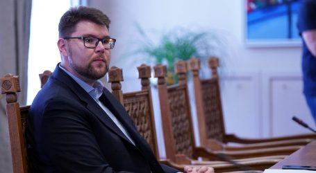 SDP pokreće opoziv Kuščevića, moguća i izvanredna sjednica Sabora