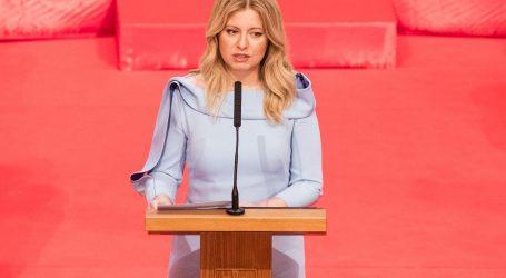 Zuzana Čaputova preuzela dužnost slovačke predsjednice