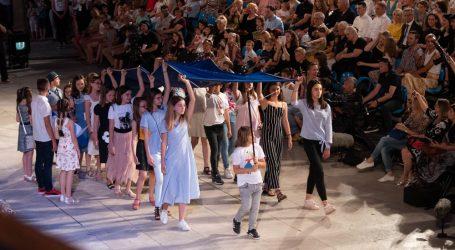 """Predstavom """"Knjiga o džungli"""" otvoren 59. Međunarodni dječji festival u Šibeniku"""