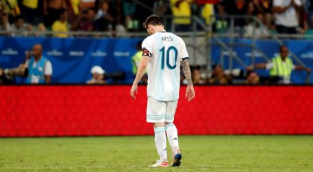 COPA AMERICA: Kolumbija prva u skupini, Argentini samo bod