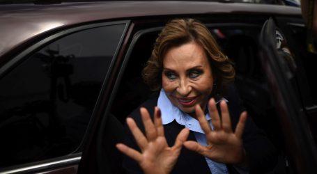 Sandra Torres vodi na predsjedničkim izborima u Gvatemali