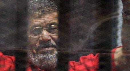 Mursi umro od posljedica srčanog udara