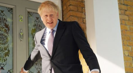 Policija intervenirala zbog svađe u stanu Borisa Johnsona