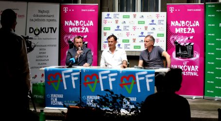 Vukovar Film Festival od 4. do 7. srpnja