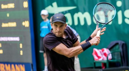 ATP Halle – Ćorić u četvrtfinalu