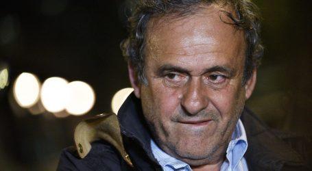 Platini ispitan, njegovi odvjetnici tvrde da uopće nije bio uhićen