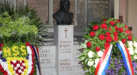 Hrvatski sabor odao počast Stjepanu Radiću i lipanjskim žrtvama