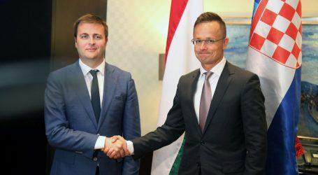 Hrvatska i Mađarska pokrenule radnu skupinu za istraživanje potencijala suradnje na tržištu plina