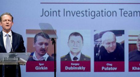 Četvorica optužena za rušenje MH17 nad Ukrajinom, raketni sustav osigurala Rusija