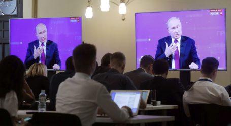 Putin u televizijskoj emisiji poručio Rusima kako ih očekuje bolji život