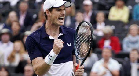 ATP QUEEN'S CLUB Čilić ispao i u paru, pobjednički povratak Andyja Murrayja
