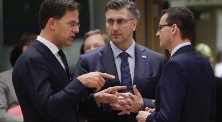 Plenković ne isključuje mogućnost pojave novih kandidata za vodeće dužnosti u EU-u