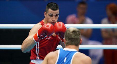 EI Minsk: Boksač Milun osigurao medalju