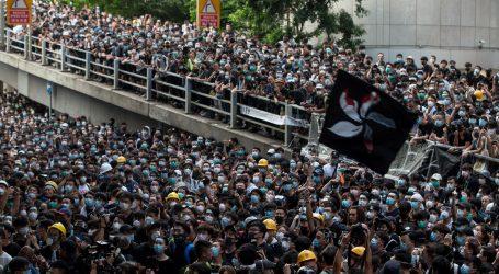 Prosvjednici u Hong Kongu mole članice G20 za pomoć