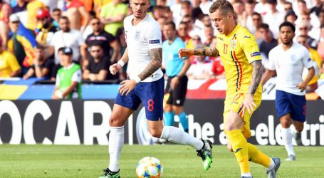 EURO U-21: Rumunji slavili i protiv Engleza