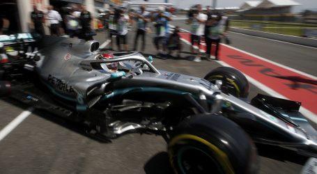 F1 VELIKA NAGRADA FRANCUSKE Hamiltonu kvalifikacije